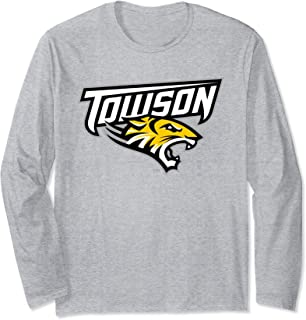 Best Towson University Tigers NCAA Long Sleeve PPTOW04 Review