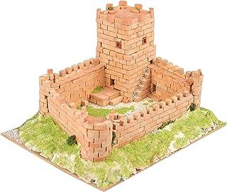 comprar comparacion Keranova- Kit de cerámica Castillo Medieval, Color marrón (30219)