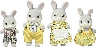 Sylvanian Families - 4030 - Familia Conejo Colita de Algodó