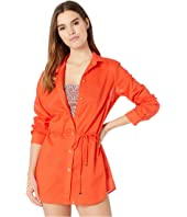 Tory Burch Swimwear - Brigitte Beach Tunic Cover-Up
