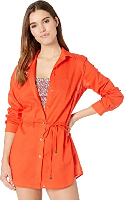 Brigitte Beach Tunic Cover-Up