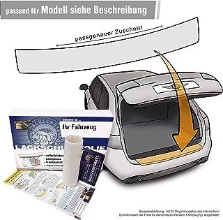 Lackschutzshop   Passform Lackschutzfolie kompatibel mit Ladekantenschutz passend für BMW 1er / Einer (F40) (Autofolie und Schutzfolie) transparent 150µm