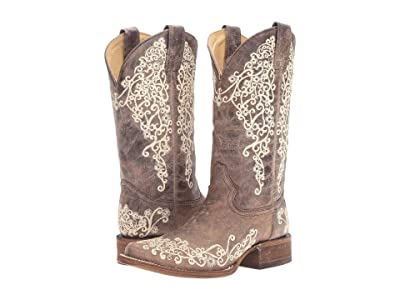 Corral Boots A2663 (Brown/Crater Bone) Women