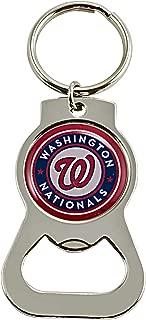 MLB Washington Nationals Bottle Opener Key Ring