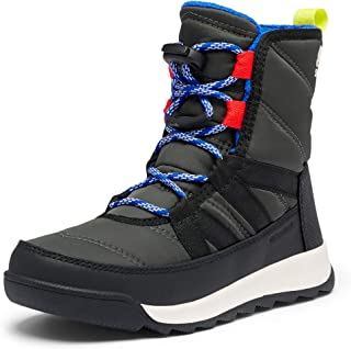 Sorel Youth Whitney II Short Lace Boot for Snow - Waterproof