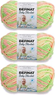 Bernat Baby Blanket Yarn (3-Pack) Little Sunshine 161103-3620
