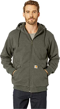 Rain Defender® Rockland Sherpa Lined Full Zip Hooded Sweatshirt