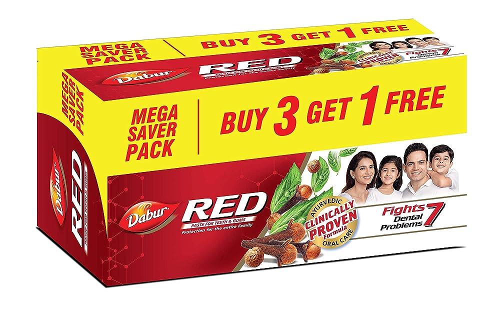 ボウル店員地区Dabur Red Paste - 150g (Buy 3 Get 1 Free)