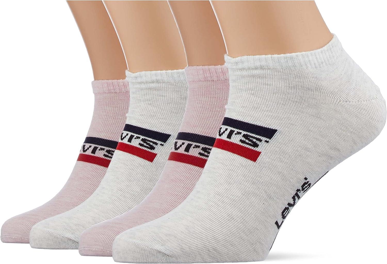 Levi's Sportswear Logo Low Cut Socks (2 Pack) Calcetines Unisex Adulto