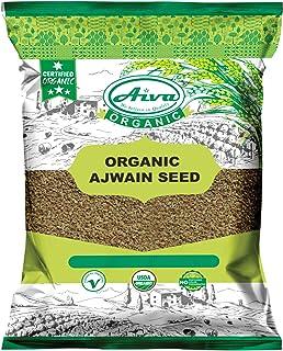 AIVA Organic Ajwain Seeds (Bishop Weeds) 3.5 oz