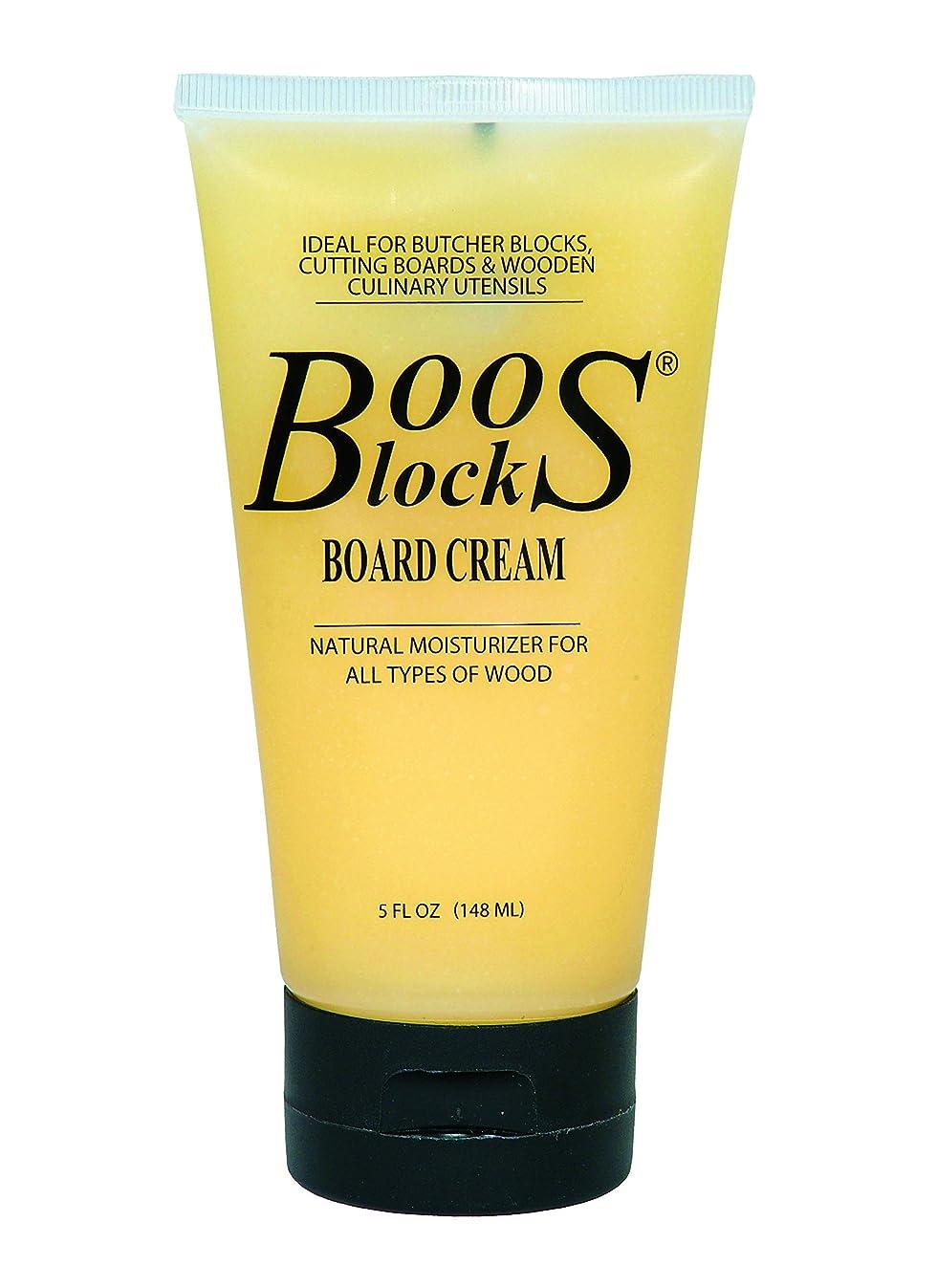 John Boos Block BWCB Butcher Block Board Cream, 5 ounce Tube