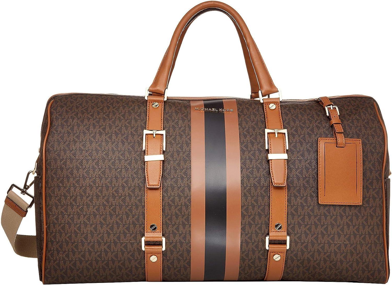 Amazon.com   Michael Kors Bedford Travel Extra Large Duffle Bag ...