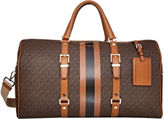 Michael Kors Bedford Travel Extra Large Duffle Bag Brown/Acorn One Size