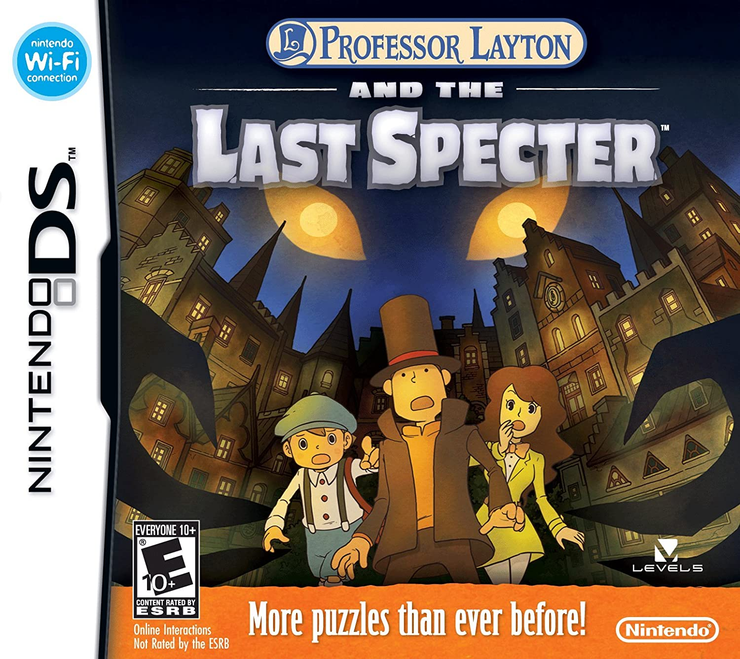 Professor Layton and the Animer Los Angeles Mall price revision Last Nintendo Specter - DS