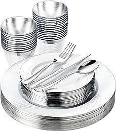 Best disposable plastic plates for parties