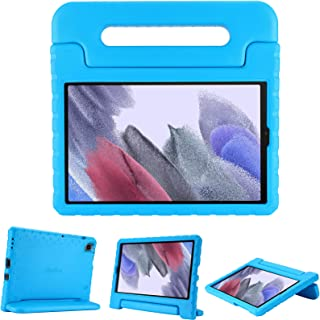 ProCase Galaxy Tab A7 Lite 8.7 2021 Kids Case (T220 T225 T227), Shock Proof Convertible Handle Stand Cover Lightweight Kid...