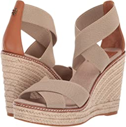 0aa6fa835 Natural Tan. 107. Tory Burch. 100 mm Frieda Espadrille Sandal.  278.00