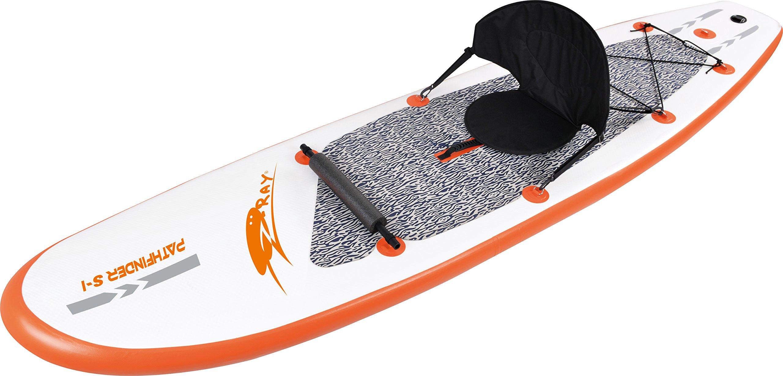 Jilong Pathfinder Sup SI300 - Tabla de Surf de Remo: Amazon.es ...
