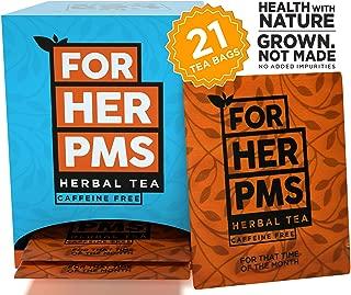 period cramp relief tea