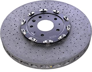 Centric Rear Premium Brake Rotors 2PCS For 2014-2016 Chevrolet Corvette