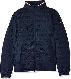 Tommy Hilfiger Zip Up Jacket For Men, Size