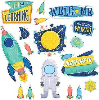 Creative Teaching Press Mid-Century Mod Lift Off to Learning Bulletin Board Set (8421)