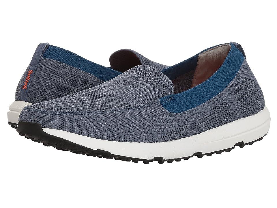 e12a055be82 SWIMS Breeze Leap Knit Penny (Slate) Men s Shoes
