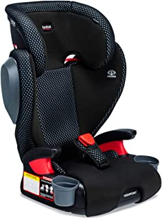 Britax Highpoint 2-Stage Belt-Positioning Booster Cool Flow Ventilating Fabric Car Seat - Highback and Backless | 3 Layer ...