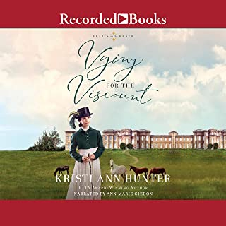 Vying for the Viscount: Hearts on the Heath, Book 1