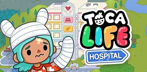 『Toca Life: Hospital』のトップ画像