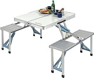 キャプテンスタッグ(CAPTAIN STAG) テーブル ラフォーレ DXアルミピクニックテーブル UC-9