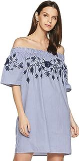 Vero Moda Women's Bella Off Shoulder Dress