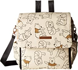 Sketchbook Winnie the Pooh Boxy Backpack - Disney Collaboration