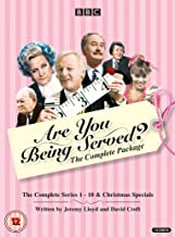 Are You Being Served? The Complete Series & Christmas Specials