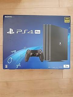 PlayStation 4 Pro ジェット・ブラック 1TB 特別販売 (CUH-7200BB01)【特典なし】