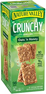 Nature Valley Nature'S Valley Granola Bars, Crunchy Oats N Honey 3 Pack