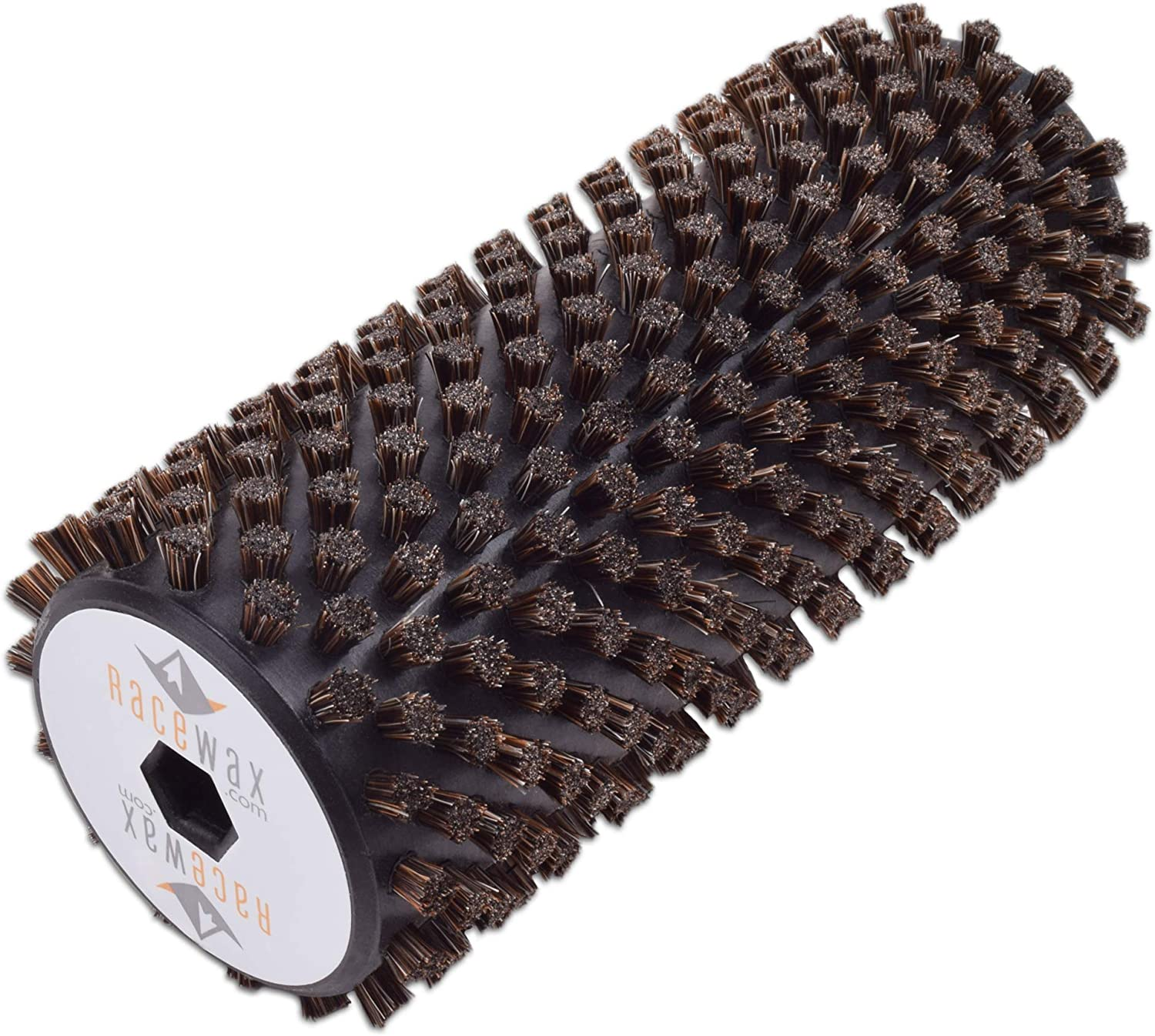 RaceWax Wide Indianapolis Mall 25% OFF Ski 150 Horsehair Brush mm Roto