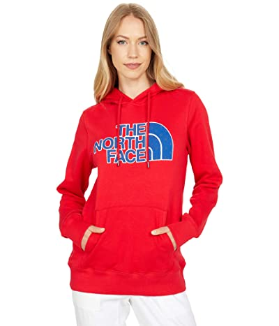 The North Face USA Pullover Hoodie Women