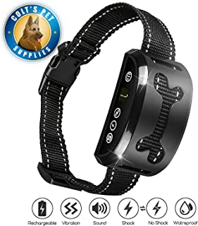 Colt's Pet Supplies Bark Collar [Upgraded] | Anti-Barking...