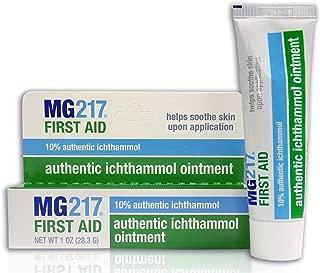 MG217 10% Ichthammol First Aid Ointment - 1 oz Tube