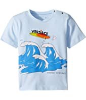 Short Sleeve Wave Graphic T-Shirt (Infant)