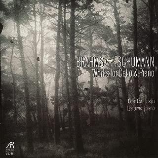 Brahms: Sonata in E Minor, Sonata in F Major - Schumann: Fantasiestücke