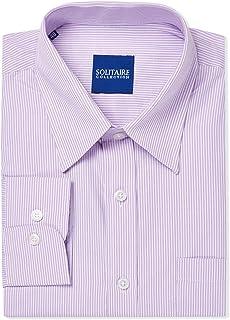 Solitaire Shirt for Men - Purple
