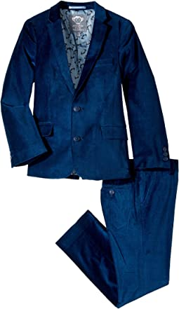Appaman Kids - Two-Piece Velvet Mod Suit (Toddler/Little Kids/Big Kids)