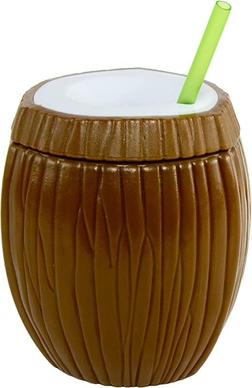 Cool Gear Coconut Chiller 16 Oz Brown