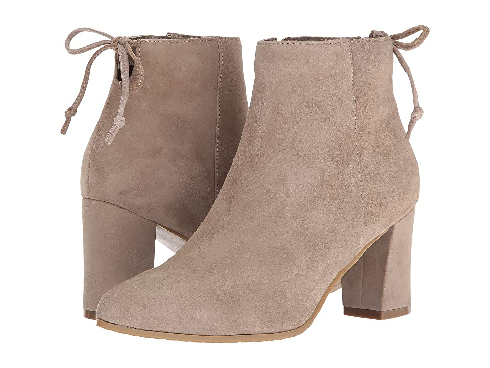 Blondo Tiana Waterproof Bootie (Taupe Suede) Women
