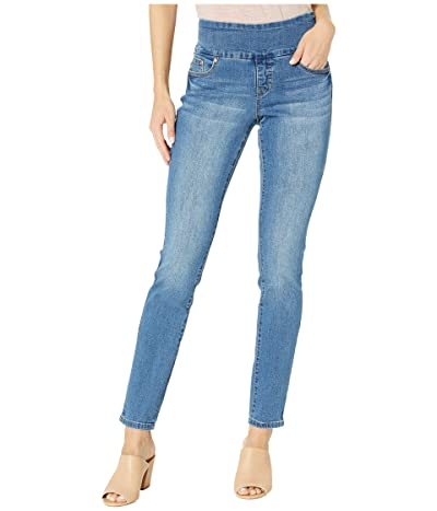 Jag Jeans Nora Pull-On Denim Skinny Jean (Authentic Blue) Women