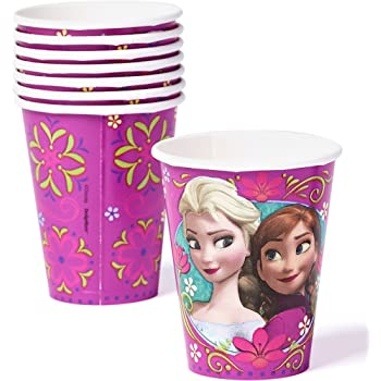 American Greetings WWE 9 oz 8 Count Paper Cups