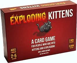 Best exploding kittens card game Reviews