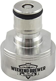 The Weekend Brewer Stainless Steel Carbonation Cap (1pk)